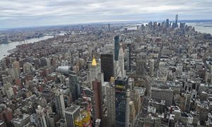 Widespread Power Outages Reported in Parts of Manhattan