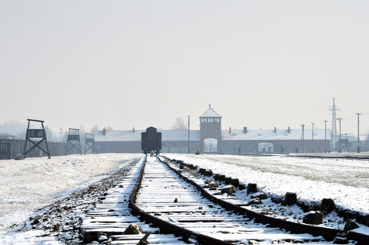Holocaust Survivor Who Escaped Gas Chamber at Auschwitz Blasts Trump Critics