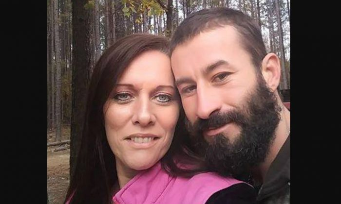 Melissa Meeks Rhodes and Steven Rhodes, who went missing on Dec. 31, 2018, were found dead on Jan. 1, 2019, Georgia officials said. (Greene County Georgia Sheriff's Office)