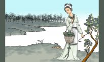 The Leaf-picking Girl Who Remembered Her Past Lives