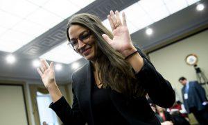 Alexandria Ocasio-Cortez Proposes 70% Tax on Super Wealthy