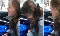 Girl Tearfully Calls Dad to Tell She's Tumor-Free After Waiting for a Year and a Half