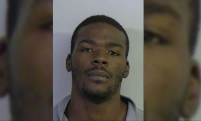 Kendrick Antwan Woods. (Tuscaloosa County Sheriff's Office)