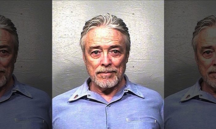 A California parole panel has for the first time recommended that Charles Manson follower Robert Kenneth Beausoleil be freed after nearly a half-century in prison, Sacramento, Cali. on Jan. 3, 2019.  (California Department of Corrections and Rehabilitation via AP)