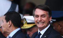 Brazil's Bolsonaro Open to Hosting a US Military Base