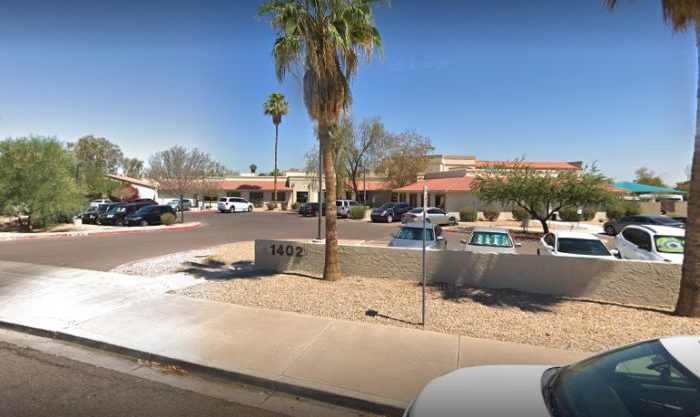 A Hacienda HealthCare facility in Phoenix, Arizona. (Google Street View)