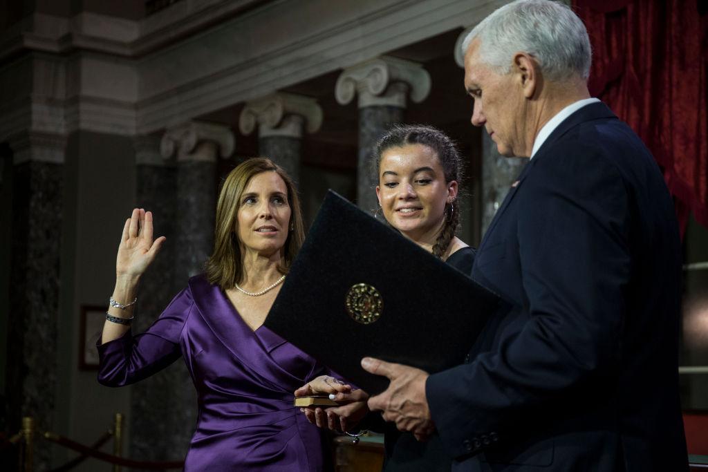 McSally sworn in