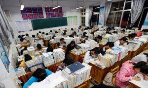 Chinese High School Students Lose Student Registration Overnight, Revealing Education System Corruption