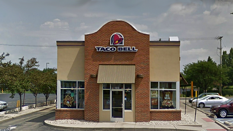 Taco Bell, on Dorothy Lane in Kettering Ohio