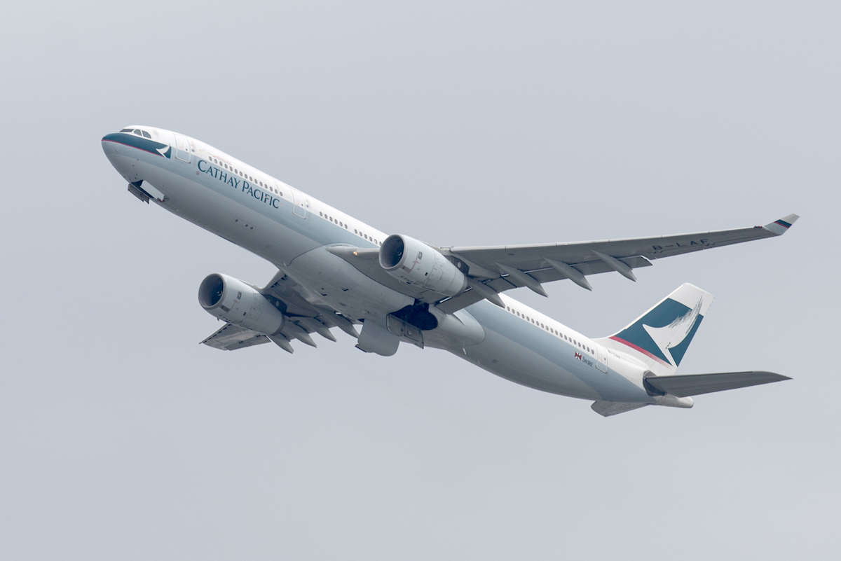 $16,000 First Class Seats Accidentally Drop 95% After Cathay Pacific Error
