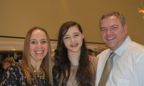Project Manager and Family Touched by Stories of People Standing up for Their Faith