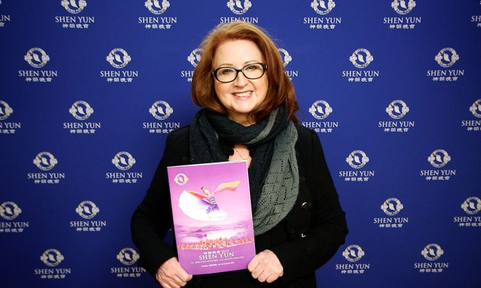 'It's balm for the heart', Singer-Songwriter Laurence Jalbert Says of Shen Yun