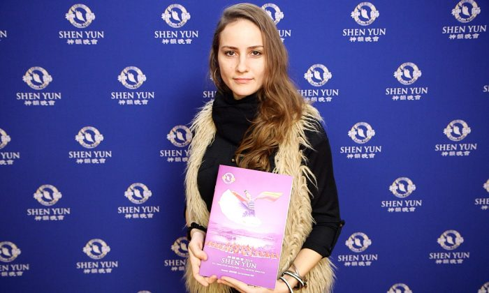 'Shows like this make us better': Artists Moved By Shen Yun in Montreal