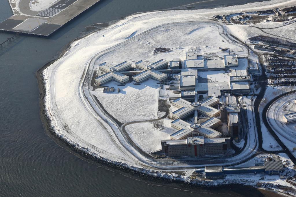 Rikers Island federal prison