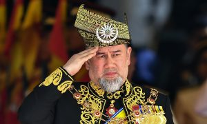 Malaysia's King Abdicates After Two Years on Throne