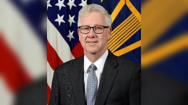 Rear Adm. Kevin Sweeney is the third senior Pentagon official to resign in recent weeks. (Department of Defense)