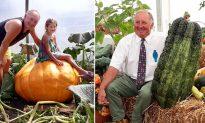 How Did a 'Hobbyist' Organic Farmer's Veggies Get So Massive? The Secret's 'In the Seed'