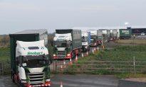 UK's No-Deal Brexit Truck 'War Game' Prompts Scorn