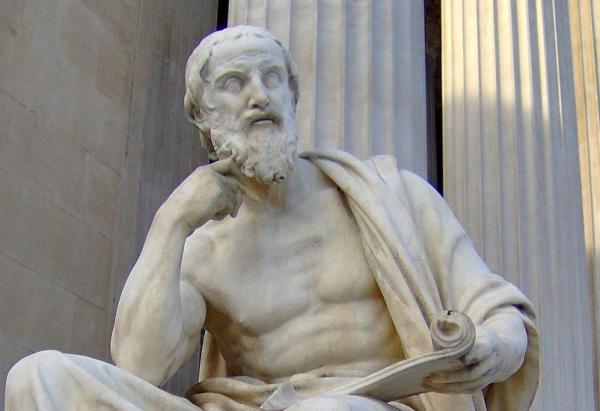 Herodotus_sculpture