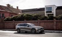 Volvo: 2019 V60 Rises Above the Everyday