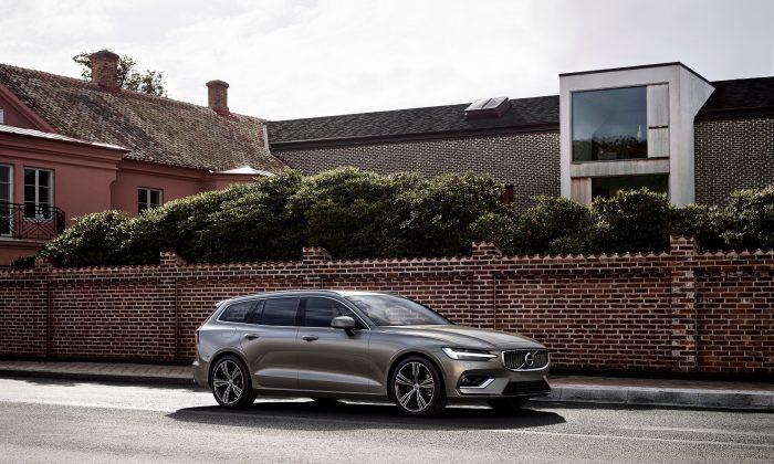 2019 Volvo V60. (Volvo Car Canada)