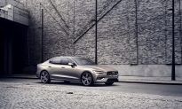 Volvo: 2019 S60 Joins Brand's New Design Language