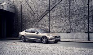 Volvo: 2019 S60 Joins Brand's New Design Language
