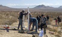 Defense: Other Partner Killed Mcstays, Buried Them in Desert