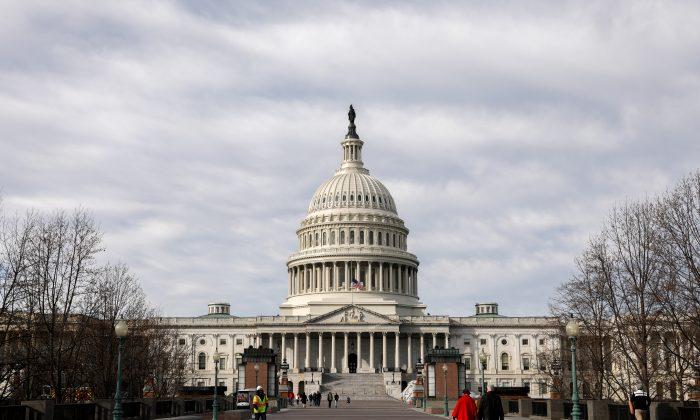 The Capitol in Washington on Dec. 17, 2018. (Samira Bouaou/The Epoch Times)