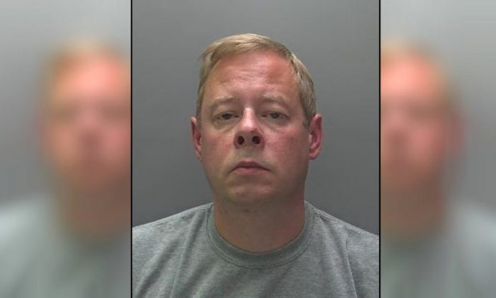 Mark Waterfall has been found guilty of attempted murder in the crossbow shooting of his GP, in a trial at St. Albans Crown Court in England, on Jan. 8, 2019. (Herts Police)