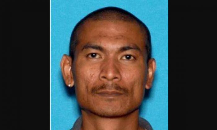 Adul Saosongyang, 35, of Vacaville, Calif., was arrested on Jan. 7, 2019. Police officials said he replaced his roommate's winning lottery ticket with a fake one and tried to cash in on the winnings. (Vacaville Police Department)