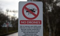 Drone Menace Must Be Tackled, Britain Says