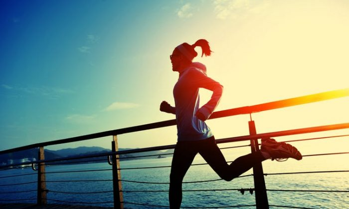 2019 should be your year for a holistic approach to health. For example, an early morning jog might not be worth the effort if it costs you sleep and increases your stress. (shutterstock)