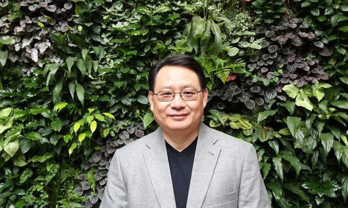 Dr Jingduan Yang is a neurologist, psychiatrist, and expert Chinese medicine and integrative medicine. (Courtesy of Dr. Yang)
