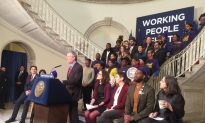 New York City Mayor Announces Bill, Guaranteed Paid Time Off
