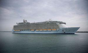 Norovirus Outbreak Leaves 277 Passengers Sick on Oasis of the Seas Cruise Ship
