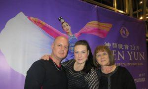 Shen Yun Spirituality Brings Healing to Family