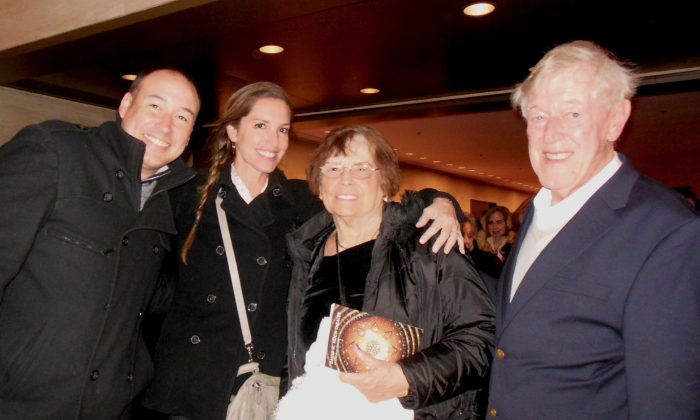 Family Flew Cross-Country for Shen Yun Opening Night
