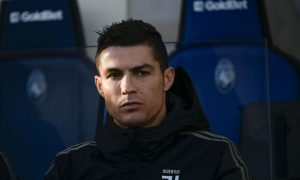 Las Vegas Police Seek DNA From Soccer Star Ronaldo in Sexual Assault Inquiry