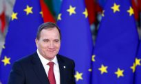 Sweden's Lofven Edges Toward Second Term as Prime Minister