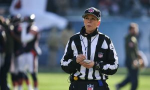 Sarah Thomas to Become First Woman to Officiate NFL Game: 'Just Another Official'