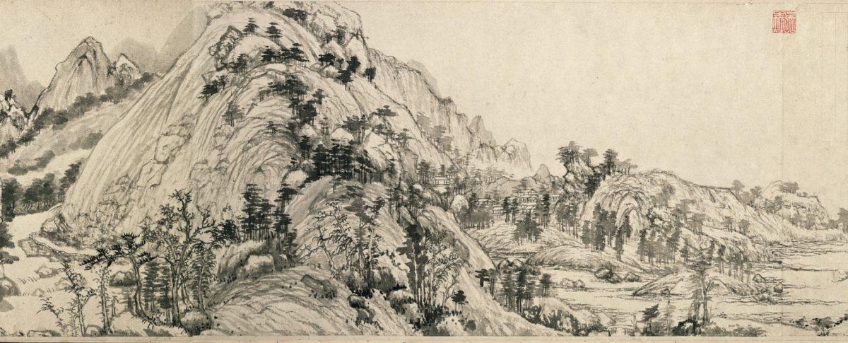 Dwelling in the Fuchun Mountains5