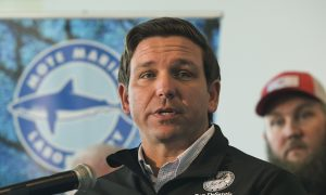 DeSantis Urges Stronger Precautions, Increased Vetting for Foreign Nationals Training With US Military After Pensacola Shooting