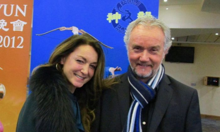 Shen Yun Has 'Love and Energy'