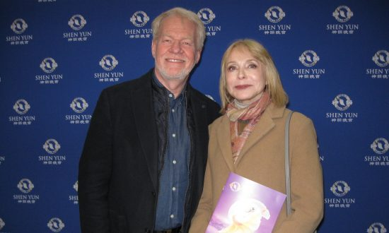 Producer and Writer Go See Shen Yun Year After Year