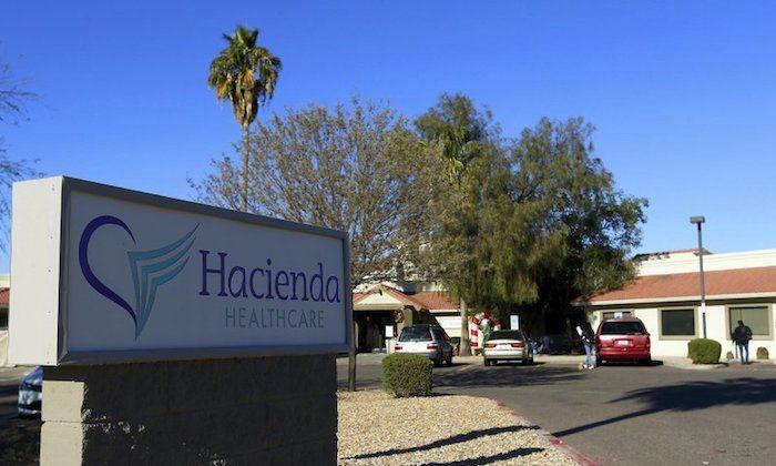 Hacienda HealthCare in Phoenix, on Jan. 4, 2019.(AP Photo/Ross D. Franklin)