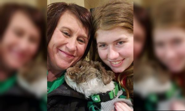 Jayme Closs with family