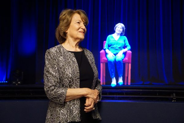 Holocaust survivor Fritzie Fritzshall