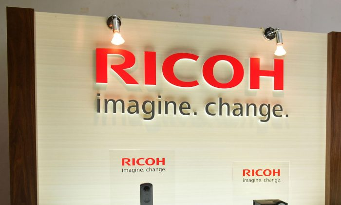 Japanese office equipment company Ricoh is set to move its production lines from China to Thailand. (Atsushi Tomura/Getty Images)