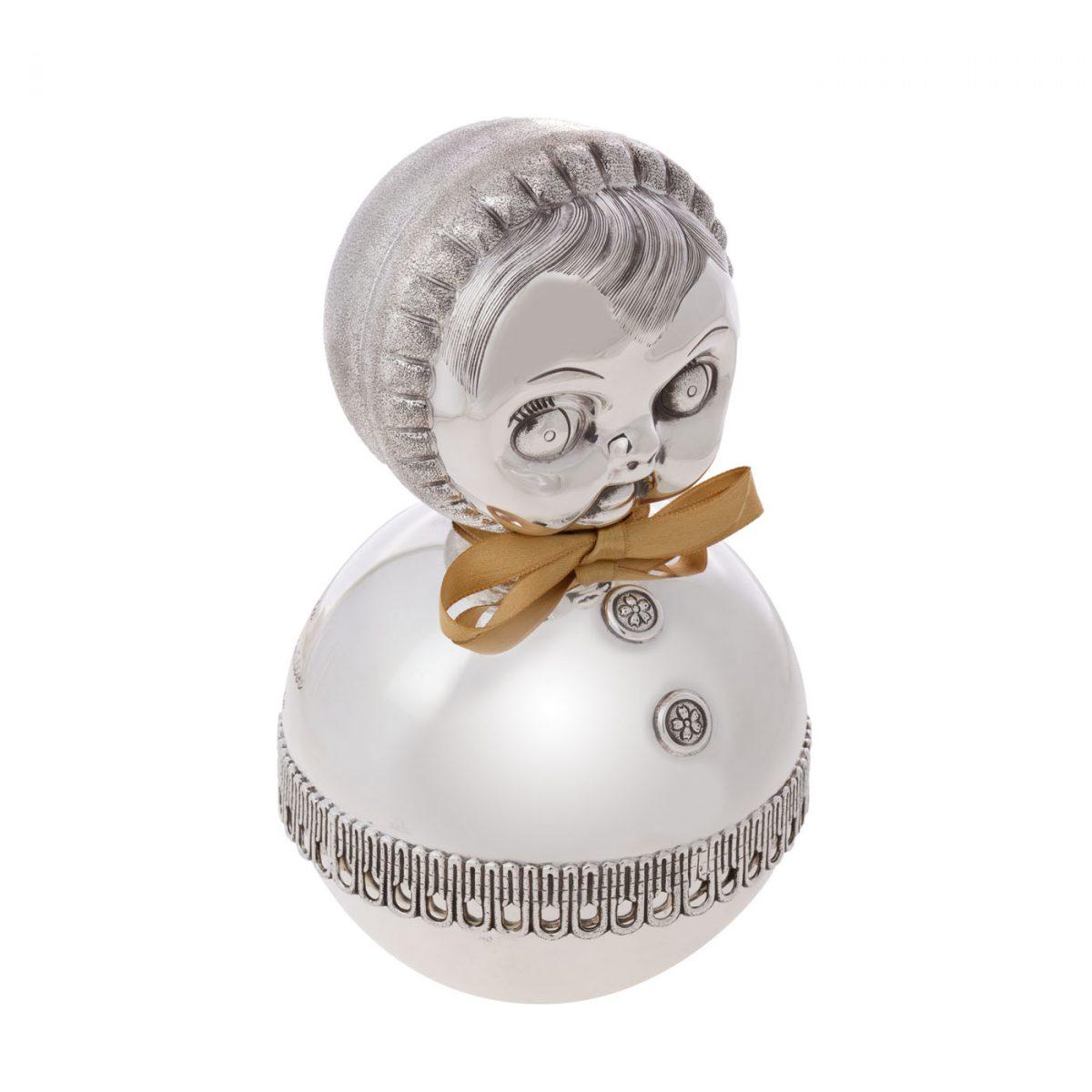Missirizzi doll 1960s sterling silver